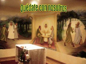 La Liturgia de este domingo nos invita a