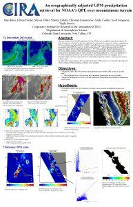 An orographically adjusted GPM precipitation retrieval for NOAAs