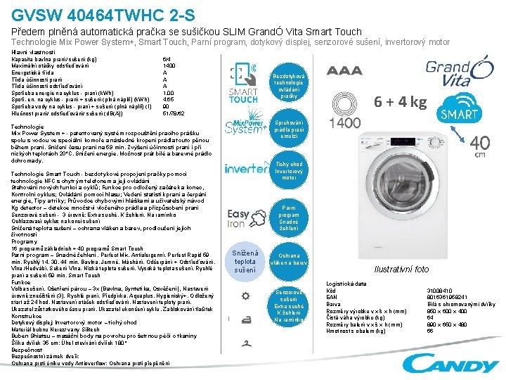 GVSW 40464 TWHC 2 S Pedem plnn automatick