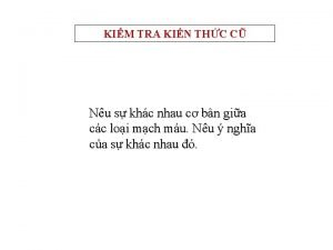 KIM TRA KIN THC C Nu s khc