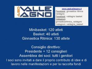 www asdvalleagno it Facebook ginnastica ritmica valdagno Facebook