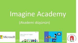 Imagine Academy Akademi dnn Imagine Akademi K 12