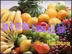 watermelons oranges mangoes strawberries apples bananas How many