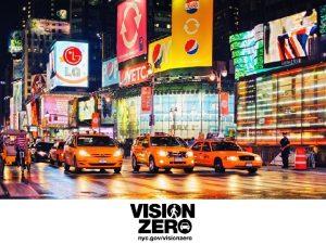 VISION ZERO Causes of Fatal Crashes VISION ZERO