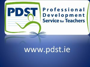 www pdst ie What is a CV PDST