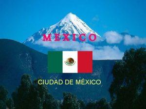 MEXICO CIUDAD DE MXICO CIUDAD DE MXICO HLAVN