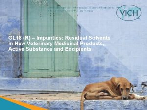 GL 18 R Impurities Residual Solvents in New