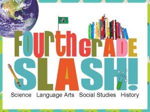 Science Language Arts Social Studies History The History