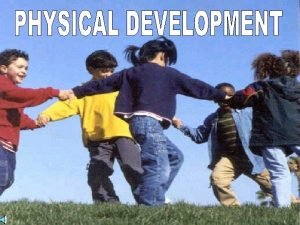 Human beings develop in 4 different aspects of