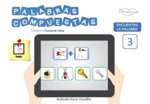 Trabajamos Conciencia Lxica ENCUENTRA LA PALABRA 3 Seala