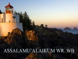 ASSALAMUALAIKUM WR WB QIYAS DISUSUN OLEH KELOMPOK 6