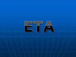 ETA ETA KMDR ETA bugn 100 000i akn