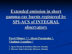 Extended emission in short gammaray bursts registered by