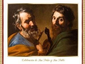 El 29 de junio la Iglesia celebra la