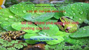 PHNG GIO DC V O TO HUYN VNH
