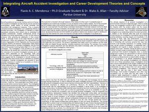 International Civil Aviation Organization ICAO 2003 Training guidelines