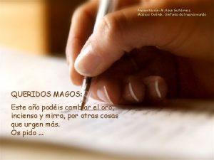 Presentacin M Asun Gutirrez Msica Dvrak Sinfona del