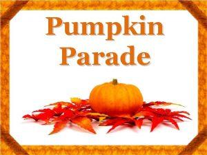 Pumpkin Parade http faunaflora gportal hu http faunaflora