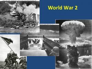 World War 2 Treaty of Versailles Rise of