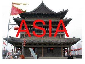 ASIA Introduccin Qu es Asia El continente ms
