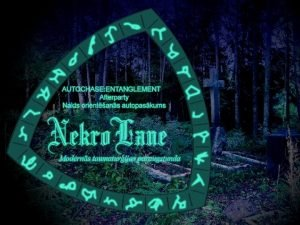 SATURS Nekro Lane vsture un mris Realittes uzbve