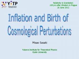 Relativity Gravitation 100 yrs after Einstein in Prague