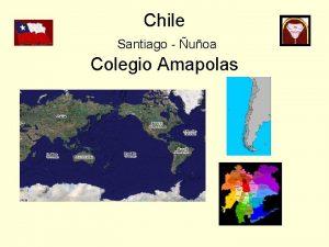 Chile Santiago uoa Colegio Amapolas Colegio Diferencial Amapolas
