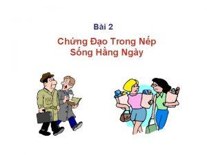 Bi 2 Chng o Trong Np Sng Hng