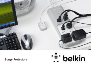 Surge Protectors Belkin Surge Protection Surge Training Kit