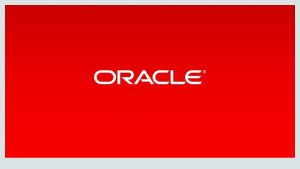 Oracle Data Visualizations Overview and New Features in
