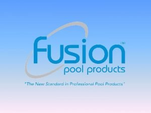 Fusion The Future of the Industry Fusion offers