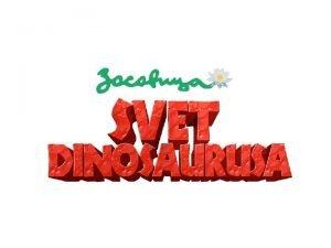 Najvea svetska izloba dinosaurusa Vratili su se Divovi