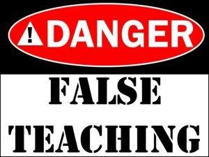 Doctrine Teaching Types of Doctrine Theology True or