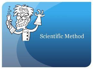 Scientific Method Beginnings Aristotle 384 BCE 322 BCE