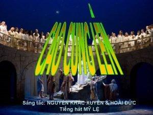 Sng tc NGUYN KHC XUYN HOI C Ting