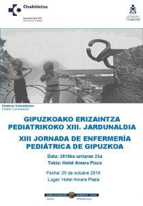 Diseinua Komunikazioa Diseo Comunicacin GIPUZKOAKO ERIZAINTZA PEDIATRIKOKO XIII