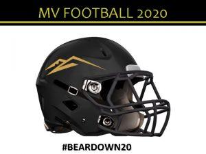 MV FOOTBALL 2020 BEARDOWN 20 MV FOOTBALL 2020