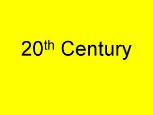 th 20 Century Styles and Forms Serial Music