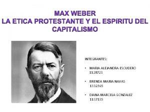 INTEGRANTES MARIA ALEJANDRA ESCUDERO 1128723 BRENDA MARIA NAVAS
