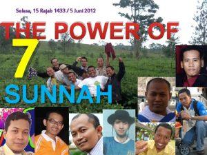 Selasa 15 Rajab 1433 5 Juni 2012 THE