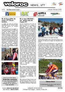 NEWS VTT N 8 Un lien entre nous
