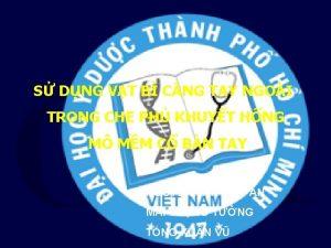S DNG VT B CNG TAY NGOI TRONG