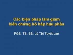 Cc bin php lm gim bin chng h