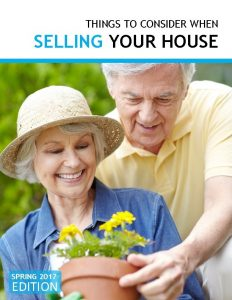 THINGS TO CONSIDER WHEN SELLING YOUR HOUSE SPRING