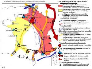 Les rseaux de transports franais dans lespace mondiale