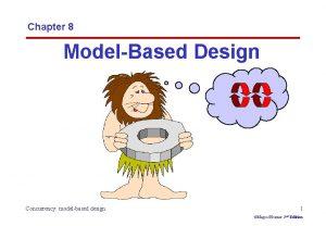 Chapter 8 ModelBased Design Concurrency modelbased design 1