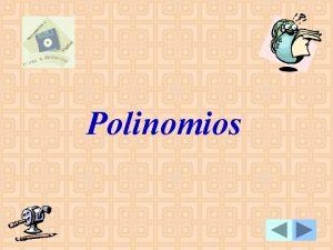 Polinomios Trabajo Prctico N 6 Polinomios 1 Efectuar