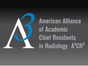 3 2 2012 A CR Annual Chief Resident