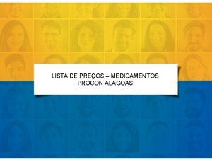 LISTA DE PREOS MEDICAMENTOS PROCON ALAGOAS LOJA PRODUTO
