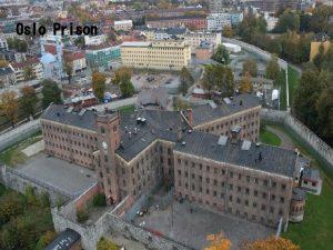 Oslo Prison Oslo prison numbers 2015 Capacity 415